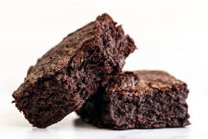 CHOCOLATE BROWNIES - delivery menu
