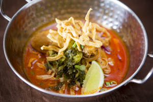 Khao Soi - delivery menu