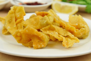 Fried Shrimp Wonton - delivery menu
