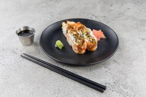 96. Shrimp Tempura Maki - delivery menu