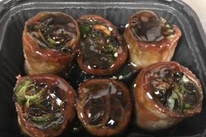 Beef Negimaki Appetizer - delivery menu