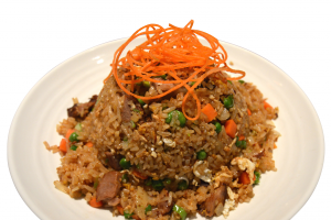 E3. Japanese Fried Rice with Pork - delivery menu