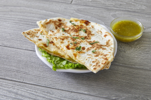 Cheese Quesadillas - delivery menu