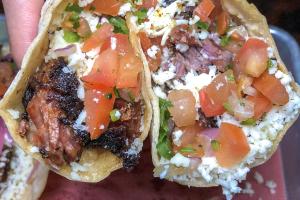 Street Tacos - delivery menu
