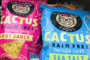 Cactus Grain-Free Tortilla Chips - delivery menu
