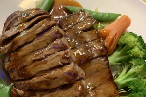 Beef Teriyaki - delivery menu