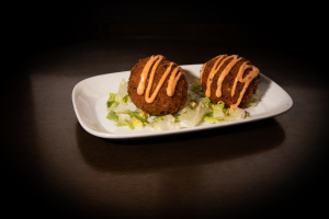 Fried Mac and Cheese Balls - delivery menu