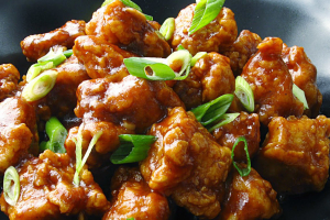 S9. General Tso's Chicken - delivery menu