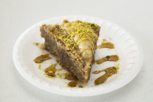 Homemade Baklava - delivery menu