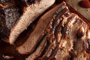 15 Hour Smoked Brisket - delivery menu