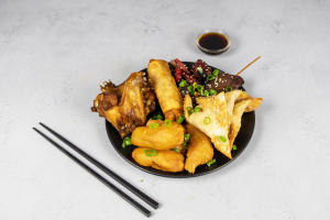 Pu Pu Platter for One - delivery menu