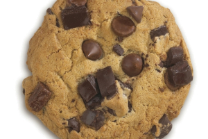 Large Chocolate Cookie - delivery menu