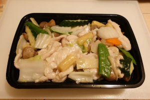 082. Moo Goo Gai Pan - delivery menu