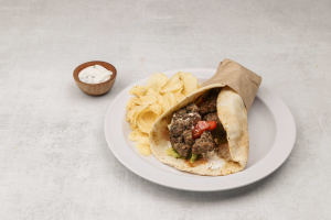Kofta Sandwich - delivery menu