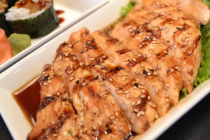 Chicken Teriyaki Bento Box Lunch - delivery menu
