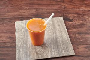 3. Carrot Sunscreen Juice - delivery menu