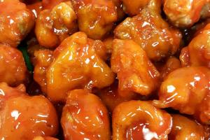 Orange Chicken - delivery menu