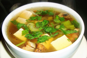 Tofu Soup - delivery menu