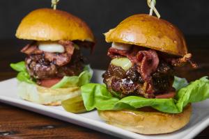 Prime Beef Slider - delivery menu