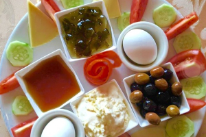 Istanblue Breakfast Platter - delivery menu