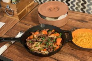 Steak Fajita  - delivery menu