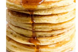 Plain Pancakes - delivery menu