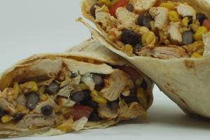 Burrito Wrap - delivery menu