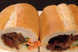 Classic Vietnamese Sandwich - delivery menu