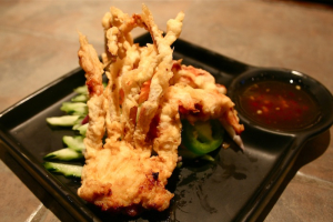 Soft Shell Crab Appetizer - delivery menu