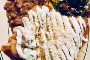 Enchiladas de Res - delivery menu