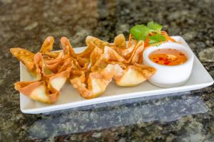 6 Crazy Crab Puffs - delivery menu