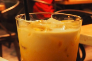 Thai Iced Tea - delivery menu