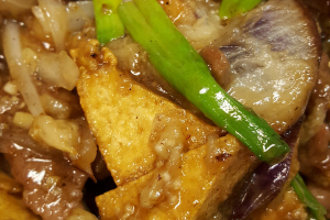 Eight Treasures Tofu - delivery menu