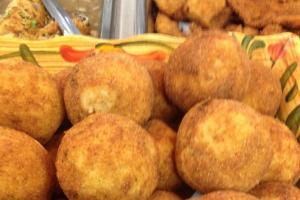 1 Ricotta Rice Ball - delivery menu