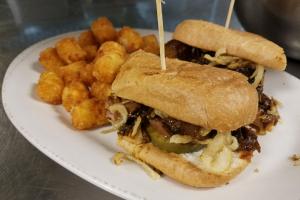 Beef Brisket Sandwich - delivery menu