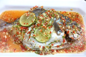 53. Pla Nueng Ma Now - delivery menu