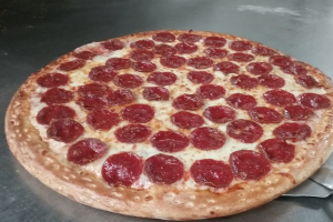 """10"""" Small 1-Topping Pizza Special (Pick-Up Only) - delivery menu"""