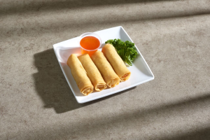 Veggie Spring Roll - delivery menu