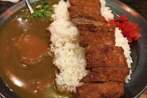 Pork Katsu Curry - delivery menu