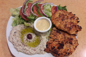 Grill Chicken Cutlet - delivery menu