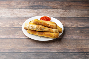 8 Breadsticks with Sauce - delivery menu