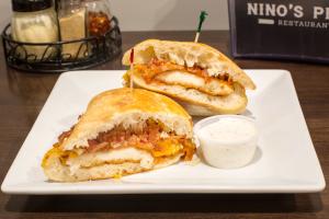 Ranchero Panini - delivery menu