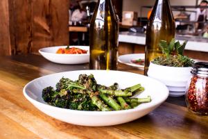 Charred Broccolini - delivery menu