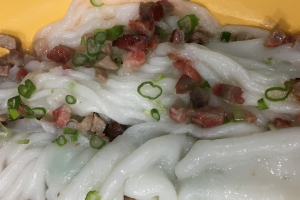 Special Rice Noodle Roll with BBQ Pork - delivery menu