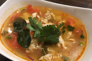 S1. Large Tom Yum Soup - delivery menu