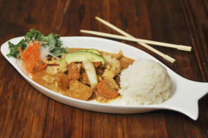 Massaman Curry - delivery menu