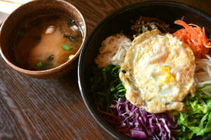 D3. Bibimbap - delivery menu