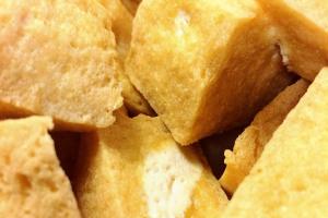 Fried Tofu - delivery menu