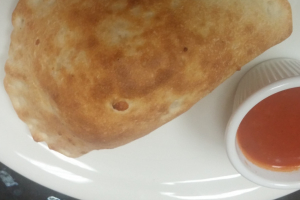 Cheese Calzone with Topping - delivery menu