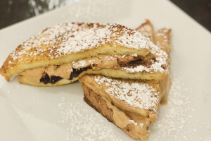 French Toast Sandwich - delivery menu